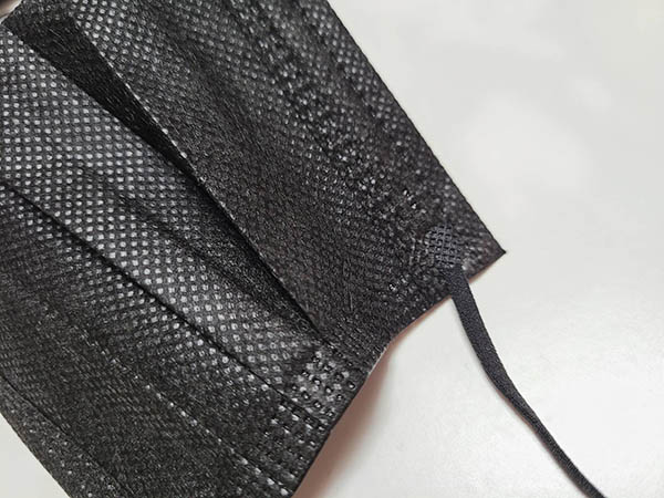 黒マスク不織布